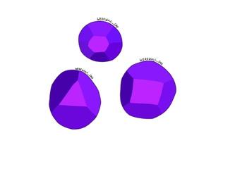 Sugalite's gemstones