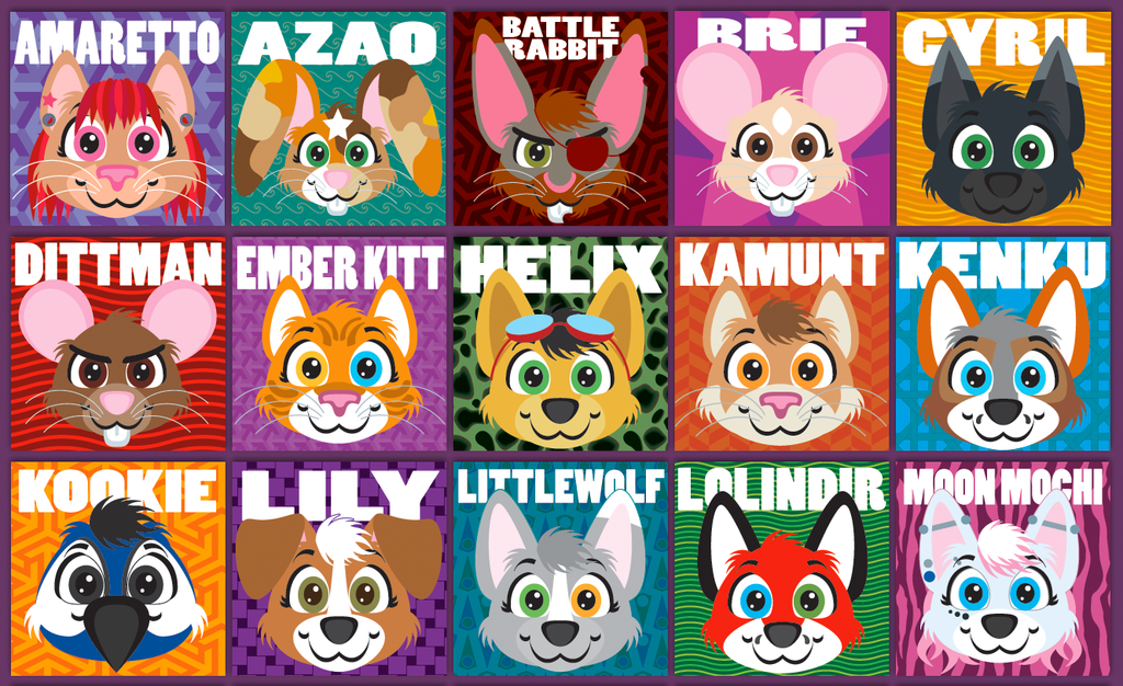 Cutie Icons - Commissions Open!