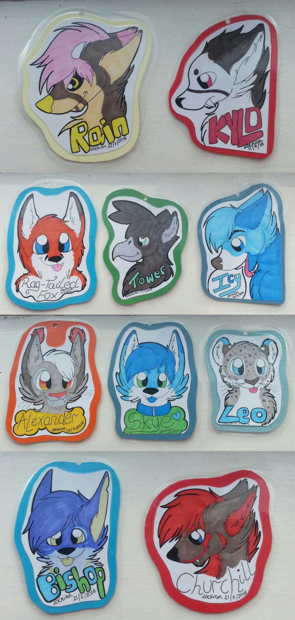 MancFur's badge preorders!