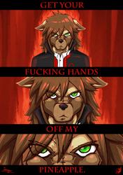 Angry Deiser Comic