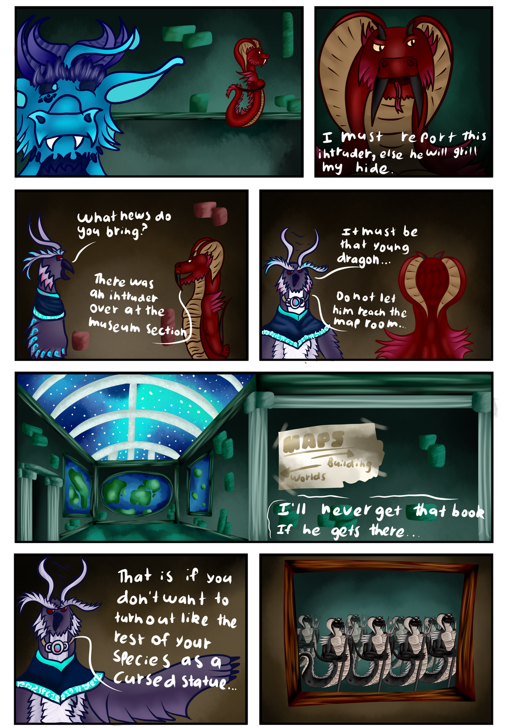 The Cities Secret - Page 14