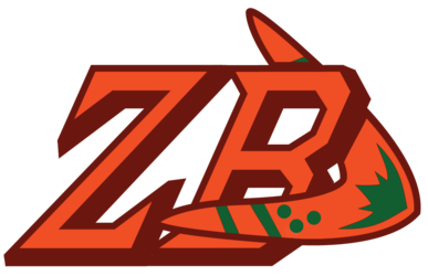 Zephyr Bay Boomerangs Primary Logo