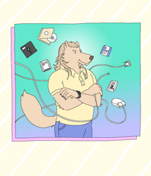 Sysadmin Wolf