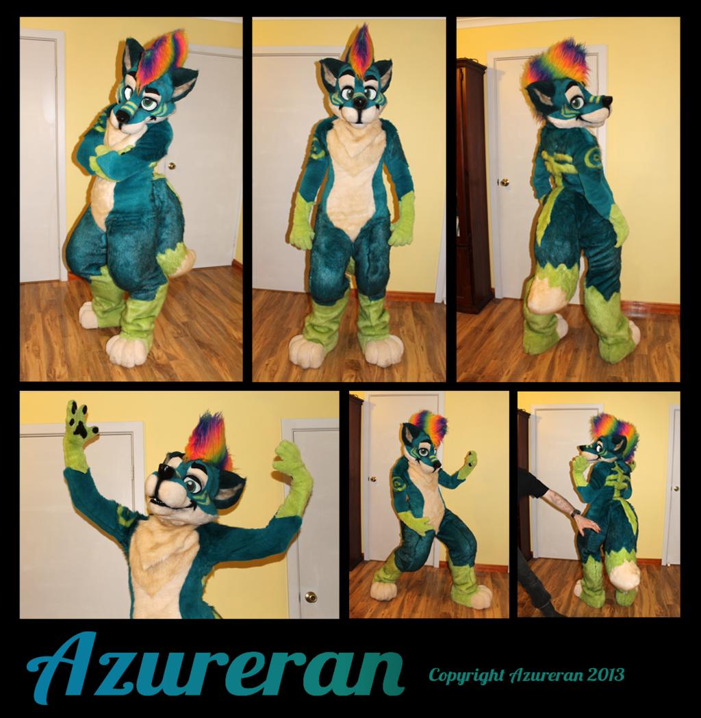 Most recent image: Azureran body sheet
