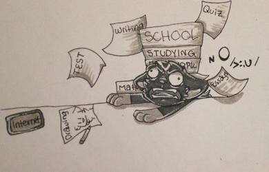 school ;;-;;