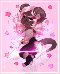 .:COMM 1/2:. Lyric the Tiefling