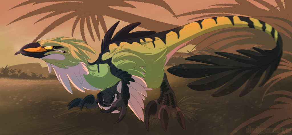 [Custom Dino Commission] Likeshine