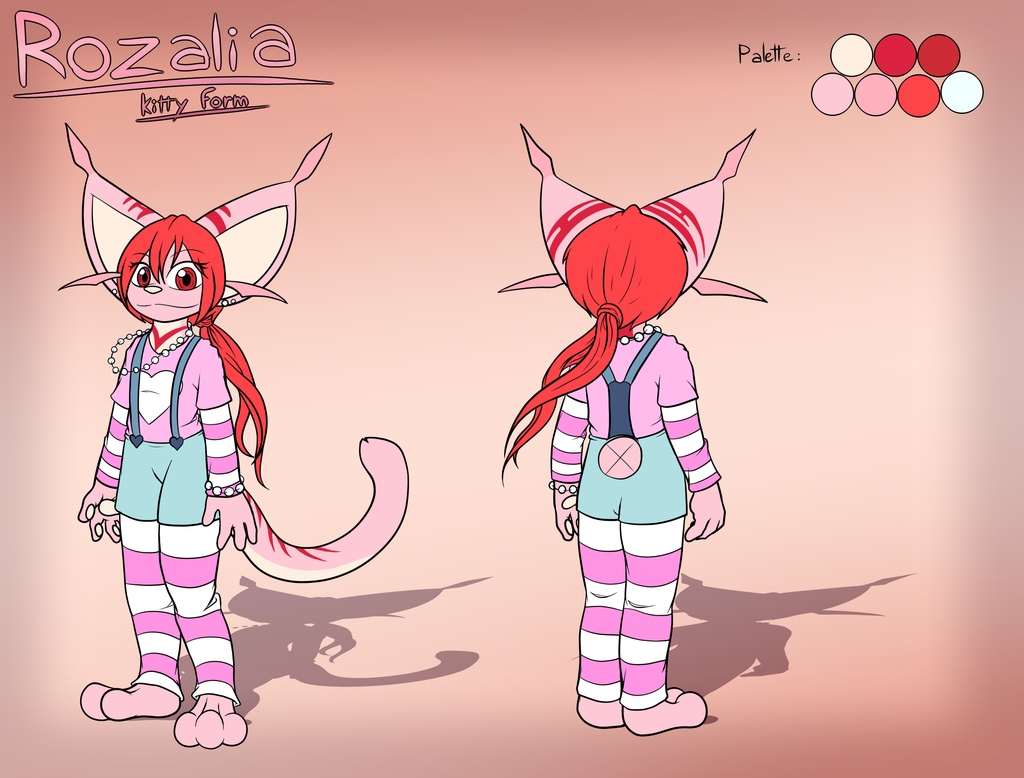 A random Kitty Roza form [Cloth ❤o❤]