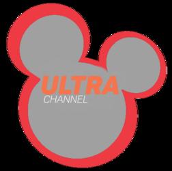 Ultra Channel logo (Remake)