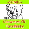 Cinnamon VS Furaffinity -COMIC-