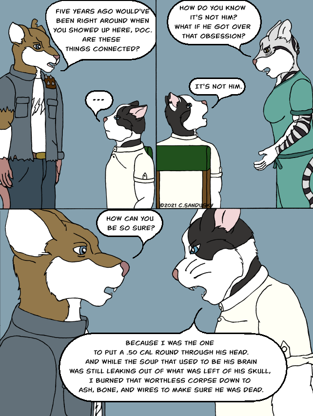 Not What I Was - Page 88