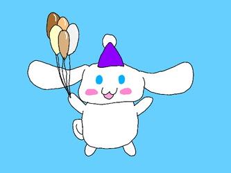Happy Birthday Cinnamoroll!