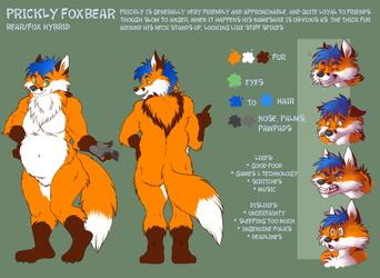Prickly Foxbear