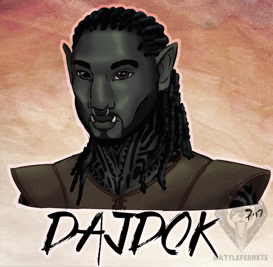 Most recent image: Dajdok Bust