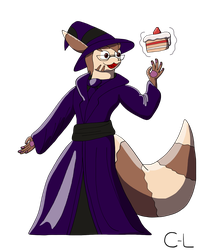 [Gift] Emil the Furret