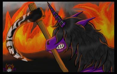 Devil worshiper