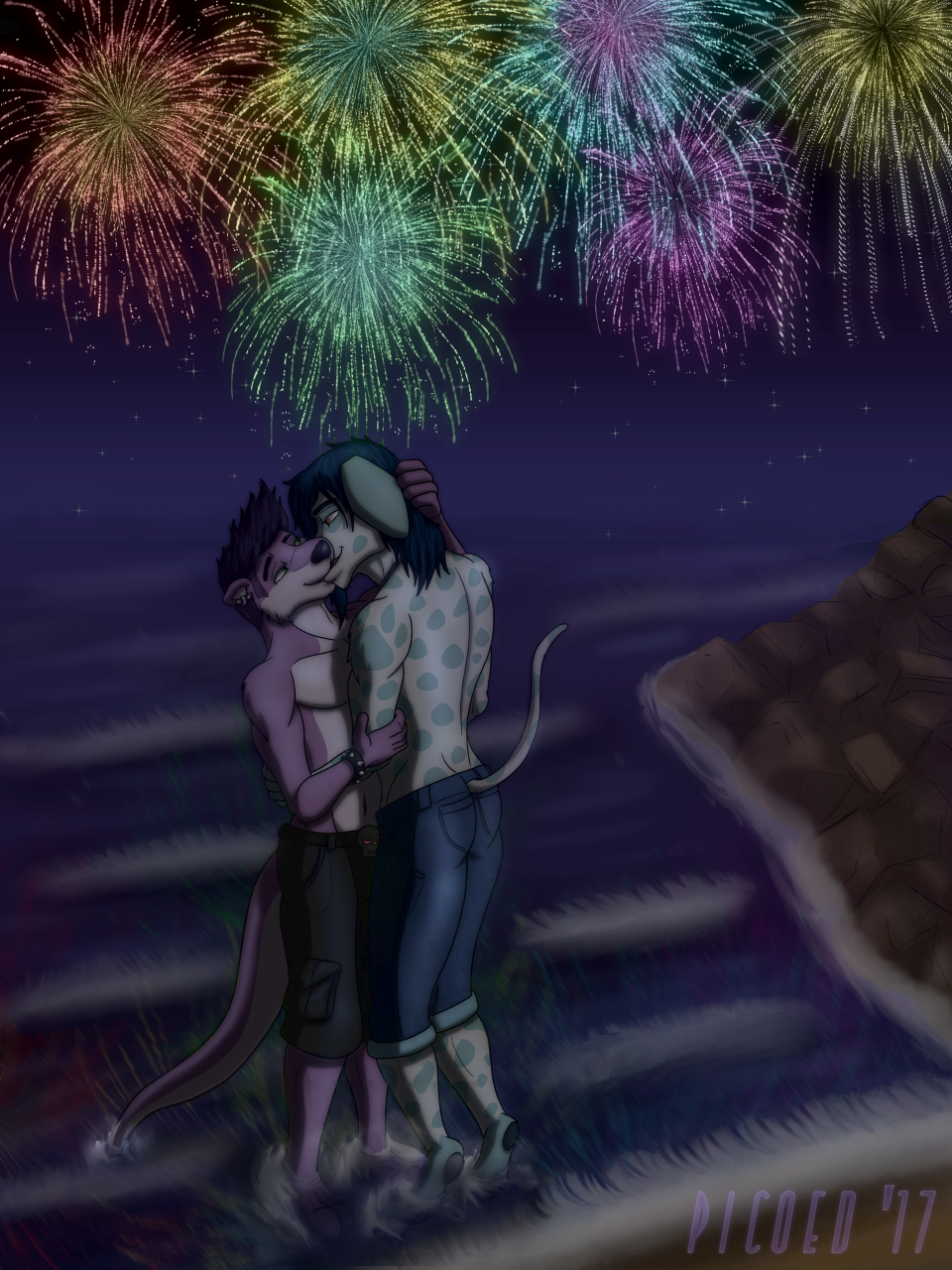 Fireworks - Redux