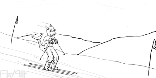 Ski Shark