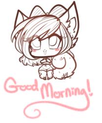 Mornin'!