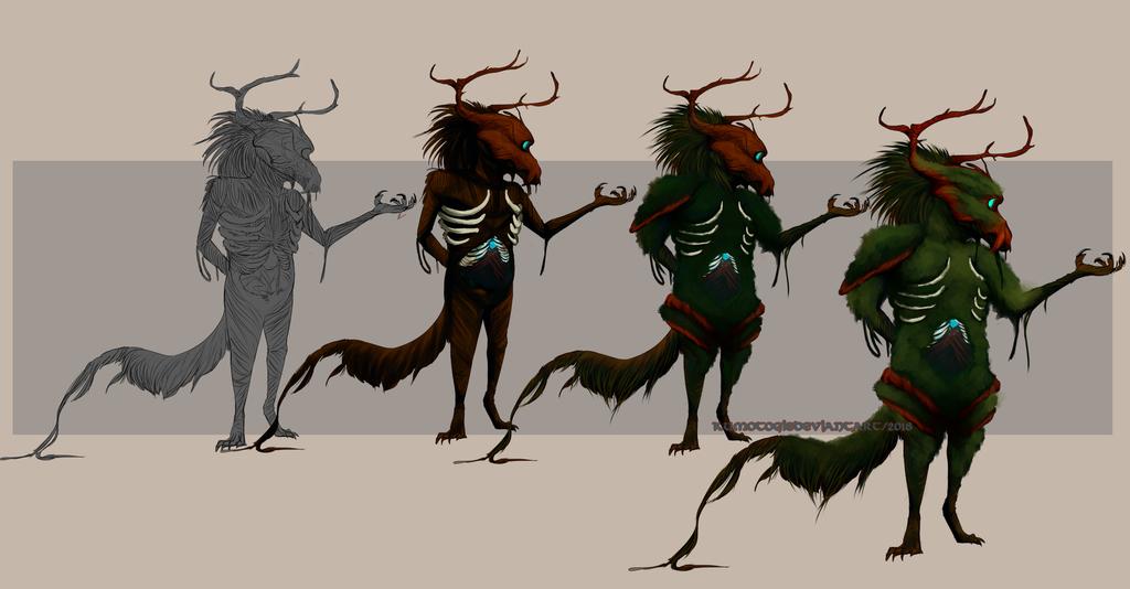 Creature Creation In Progress