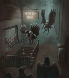 The Crooked Corvid