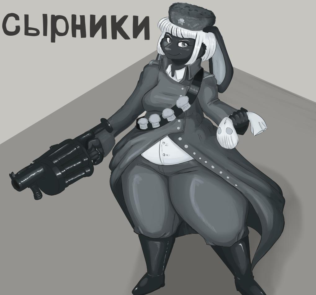 commish - Syrniki for psion