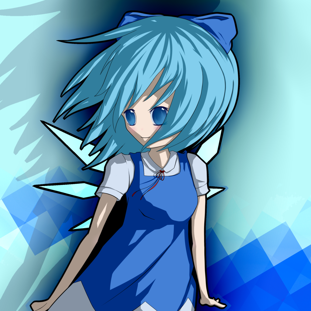 Most recent image: Cirno