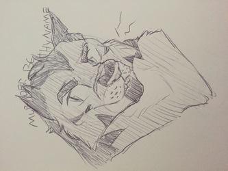 Tigerstar Sketch
