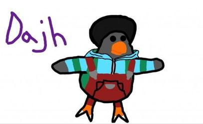 Dajh the Chocobo Chick