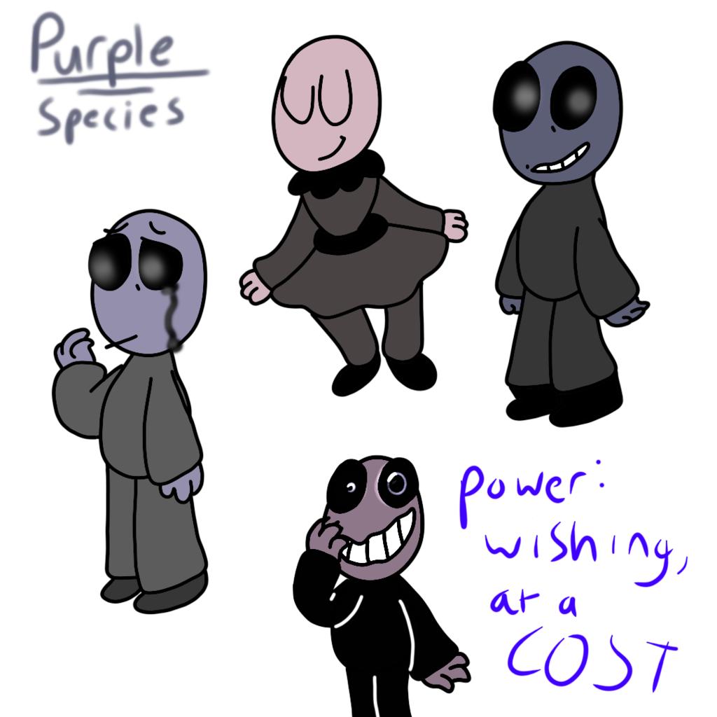 Purples (Alien Species)