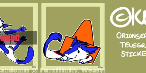 OrionSergal Telegram Stickers 4