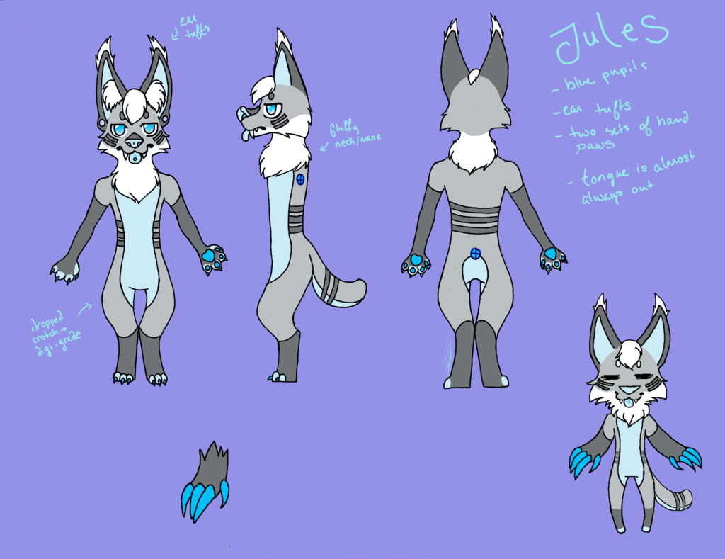 Old Ref of Jules
