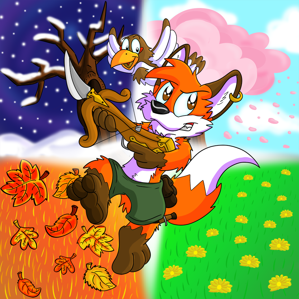 Most recent image: Fox n Forests