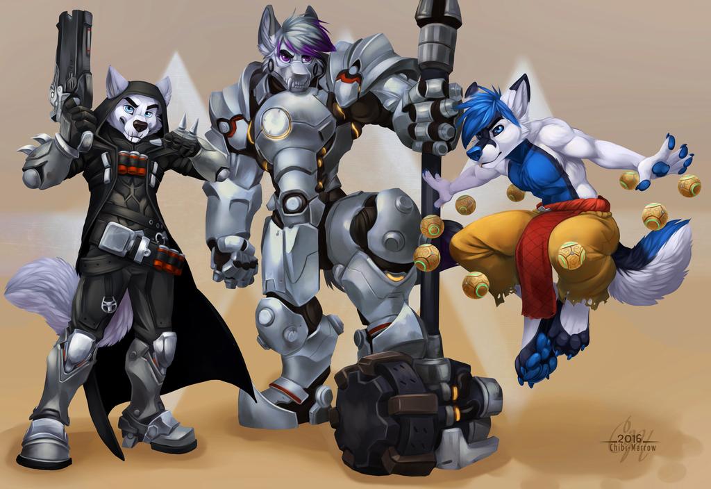 Overwatch crew