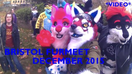 Bristol Furmeet December 2015 Video