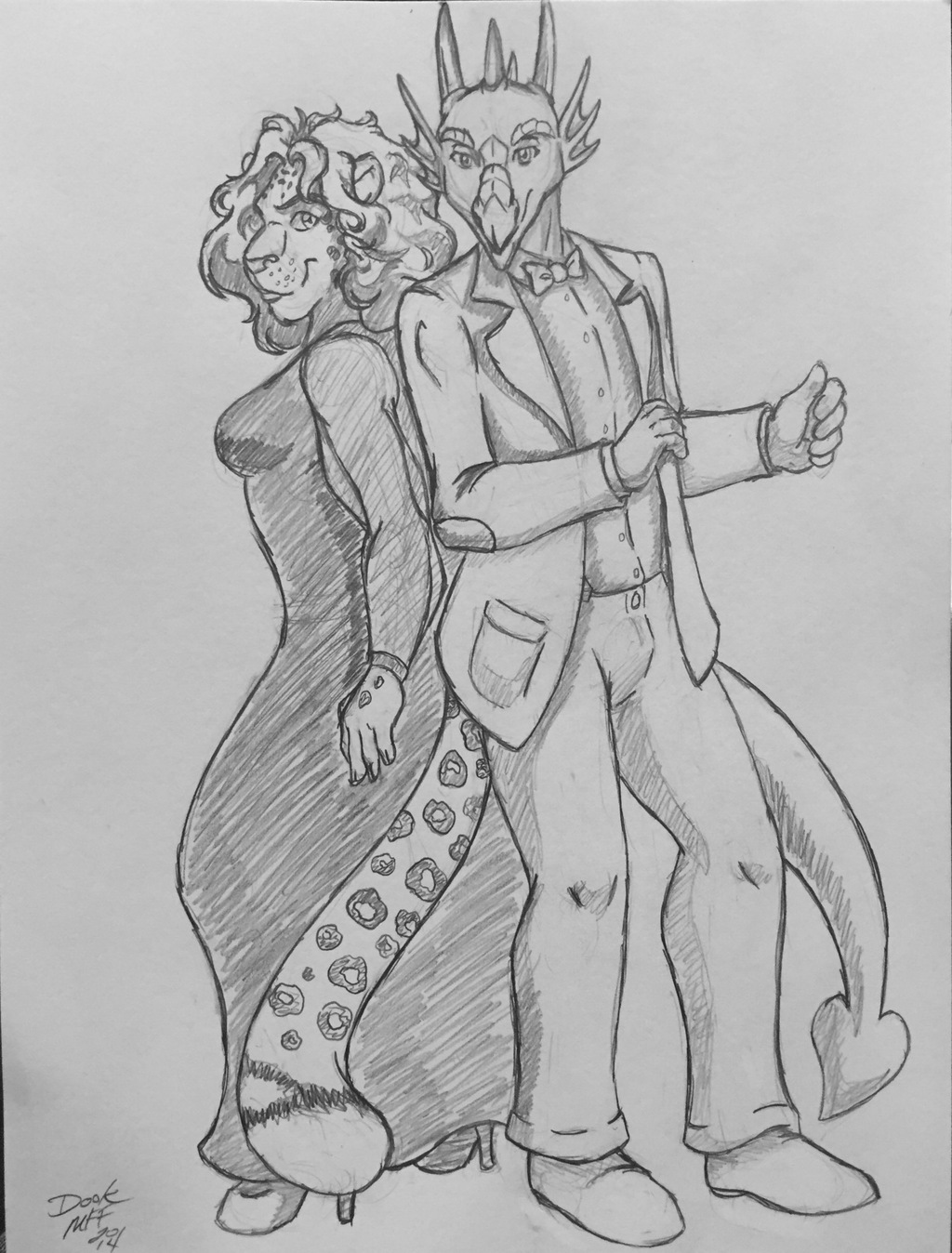 Featured image: Ciron - 11th Doctor & River Song