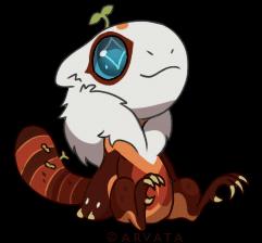 CM: Sitting Chibi Animation - Sprout