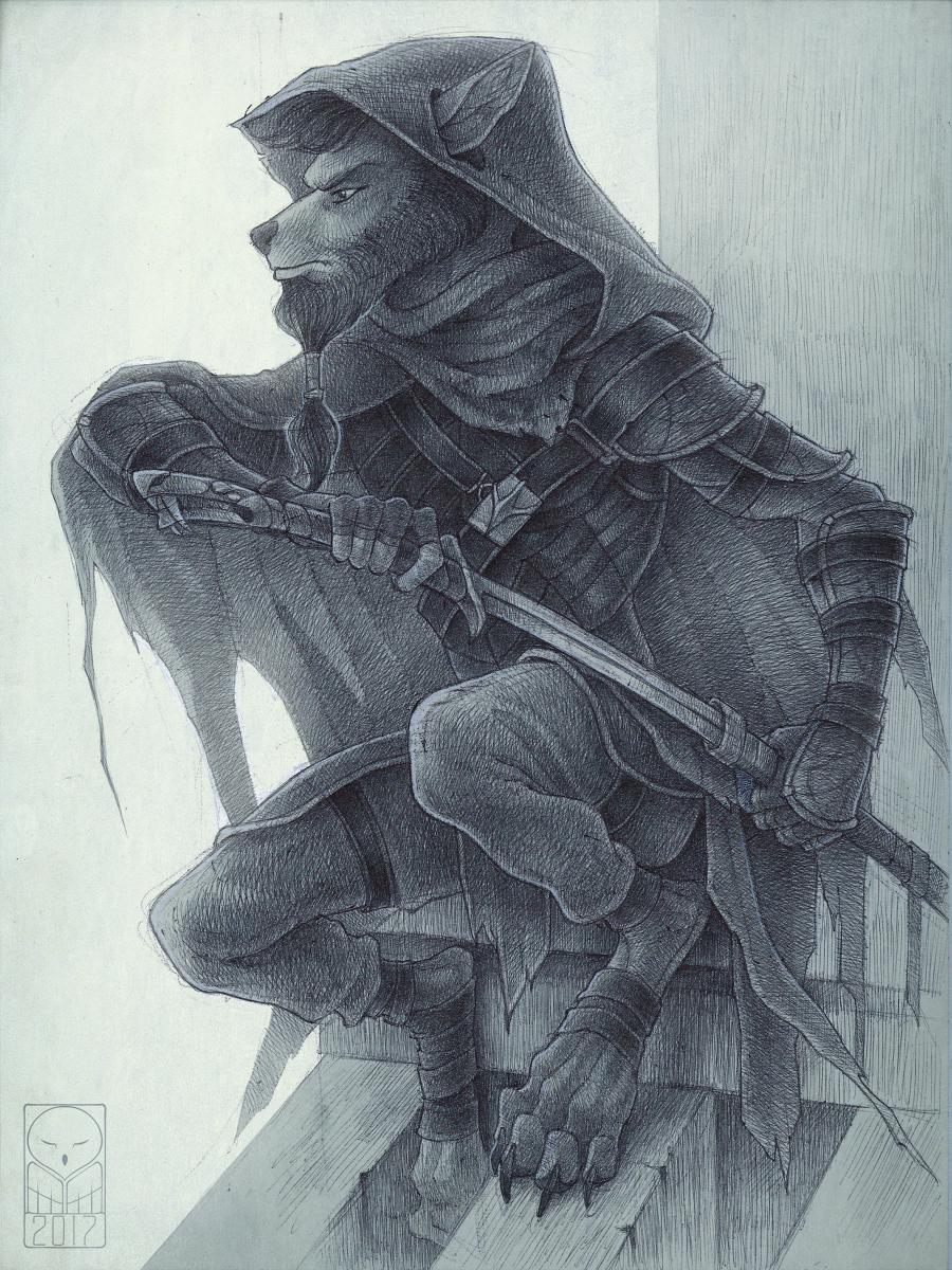 Awaiting Assassin