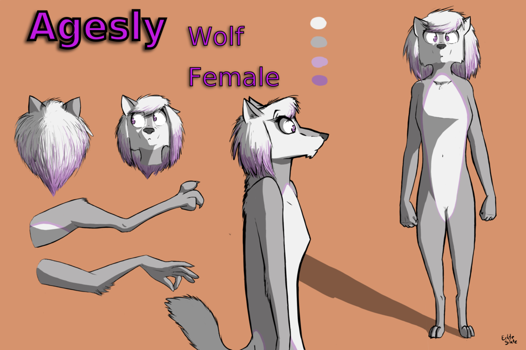 Agesly Ref sheet