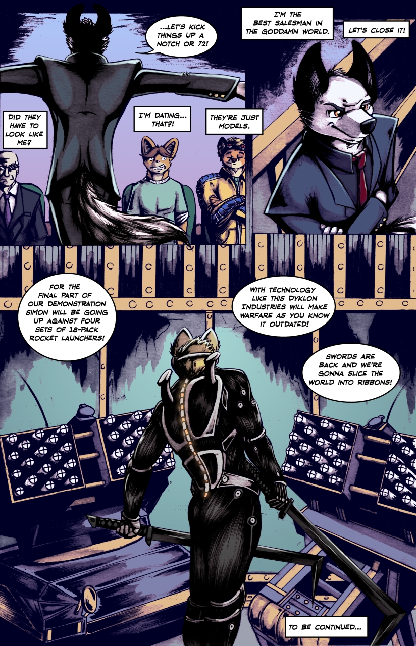 False Start Issue 3 Page 22