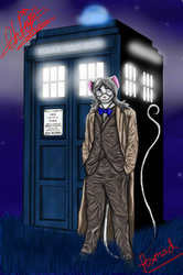 Dr..... who?