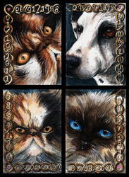 Pretty Pets - ACEO Commissions