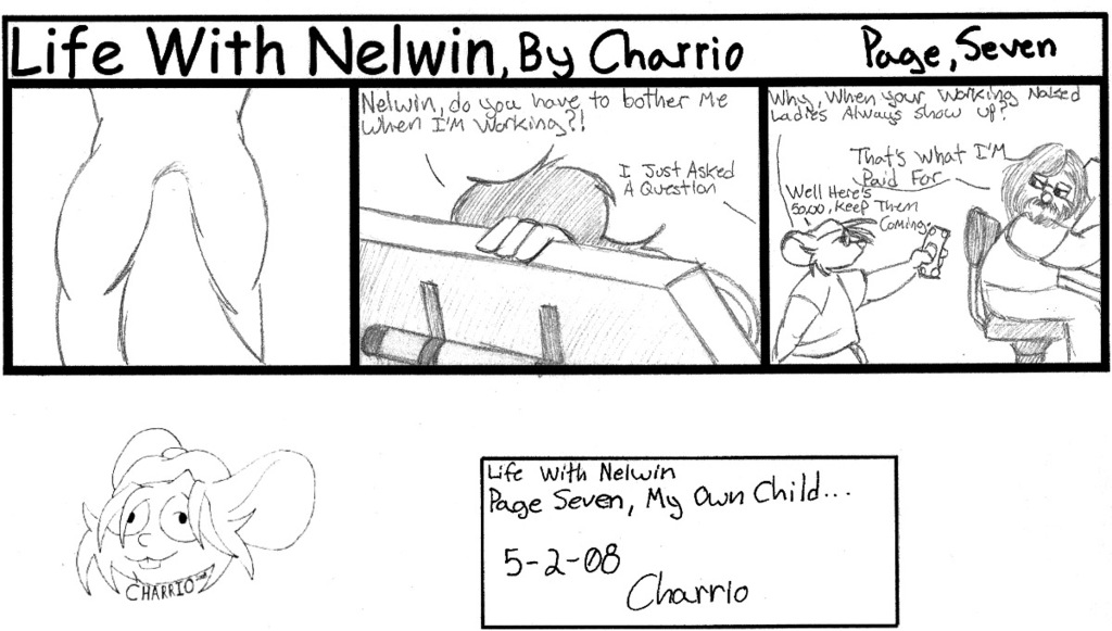 Featured image: Classic, Life With Nelwin -Page 7-
