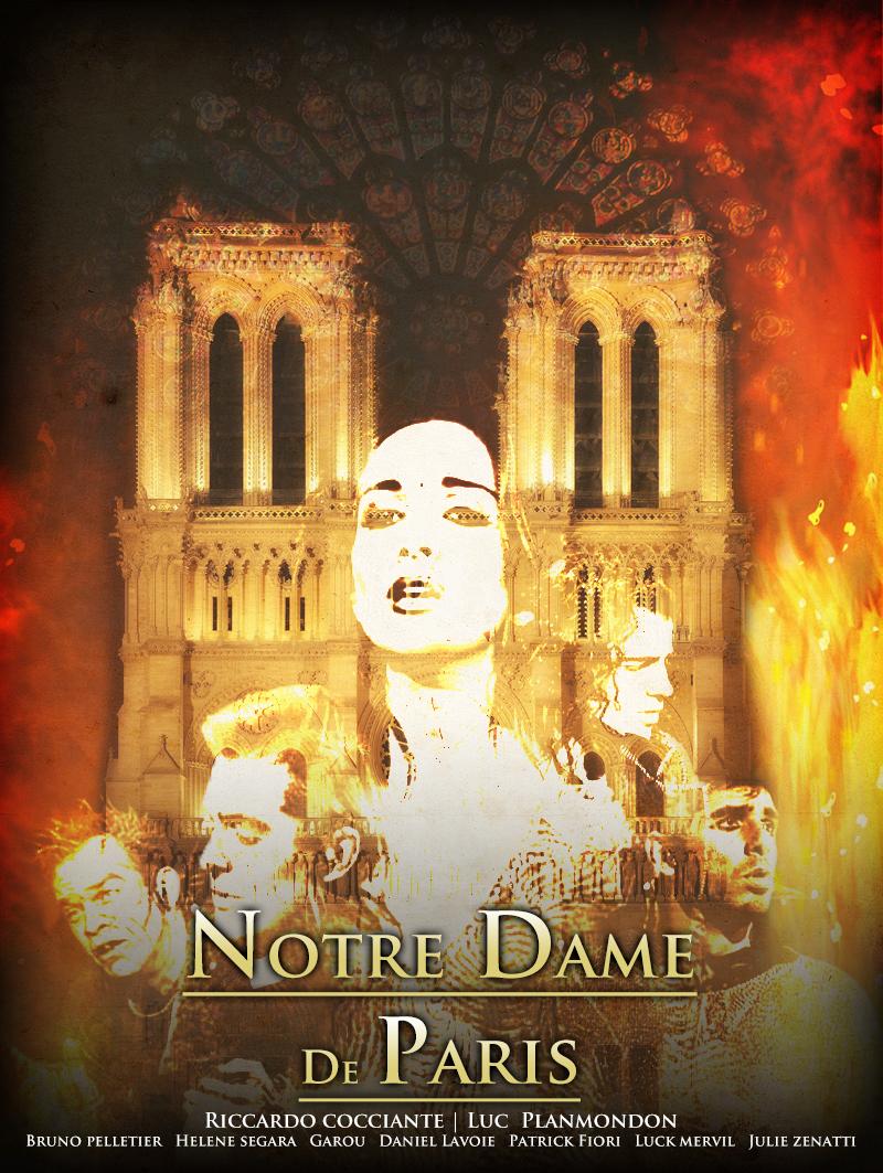 Notre Dame de Paris [ Custom Cover, School Stuff ]