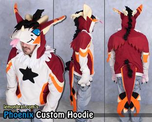 Phoenix Custom Hoodie!