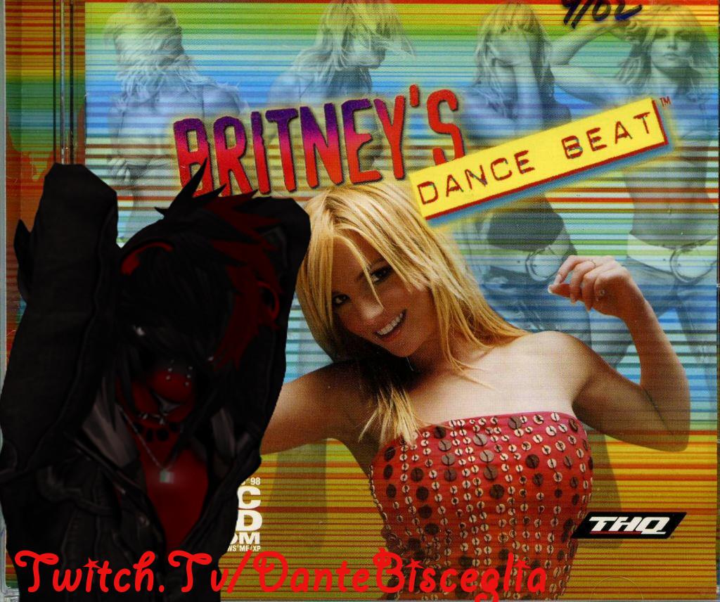 Britney's Dance Beat Stream. Hell. Yes. (LOLOLOLOLOLOL)