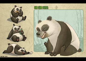 Dim Sum Pandas
