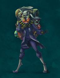 Happy Mask Salesman Iivari - Zelda