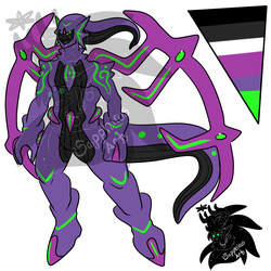 Male Phantom Arceus +Design 4 Sale+
