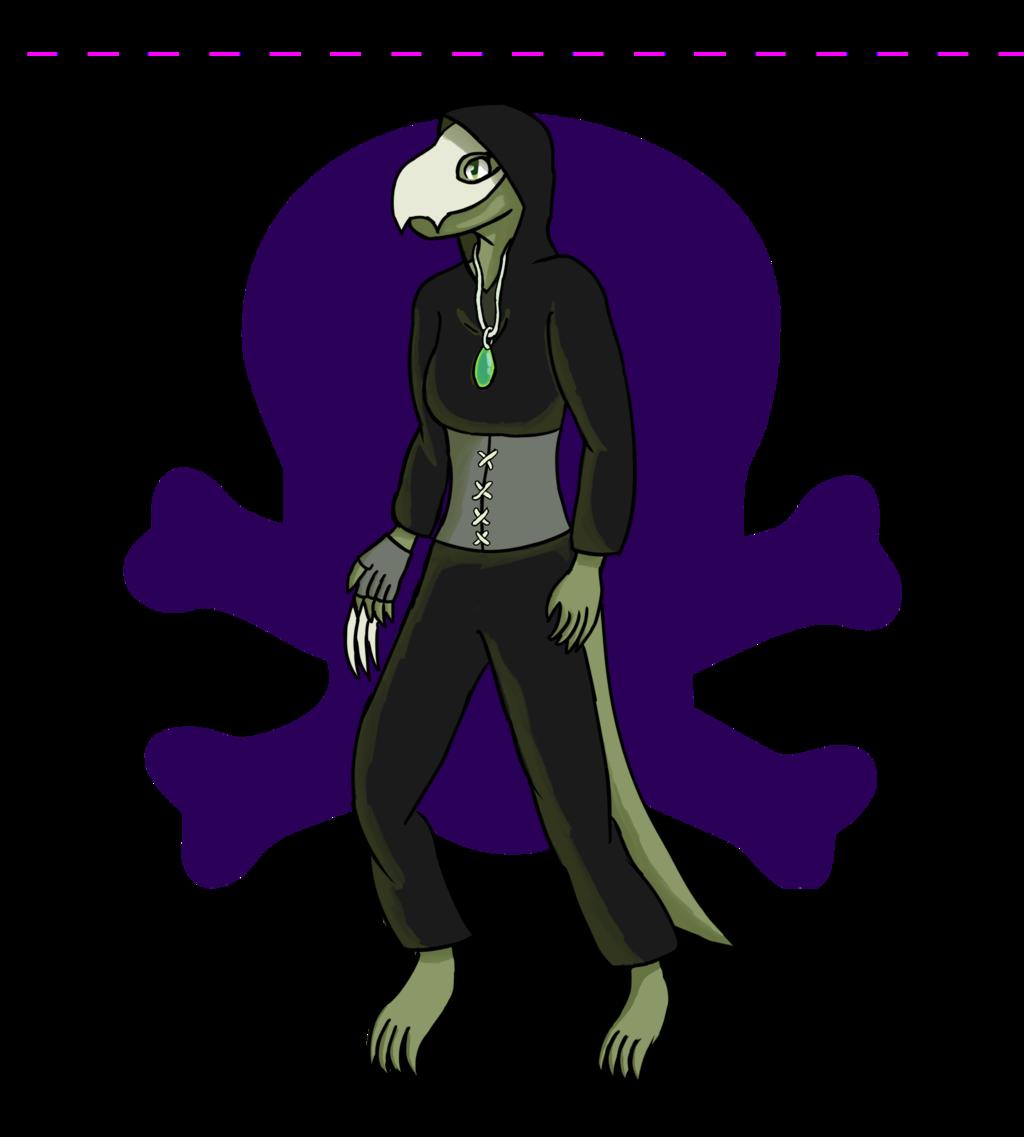Komodo Dragon Rogue